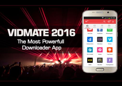 Video Vidmate Download Guide poster