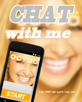 Guide for ooVoo video call poster