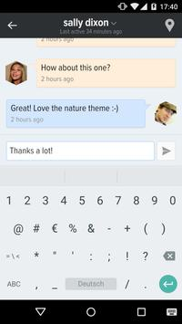 Protonet Messenger apk screenshot