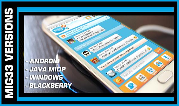 App Mig33 Reference apk screenshot