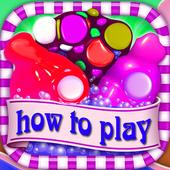 Pro CandyCRUSH SoDA Trick icon