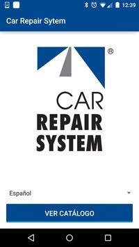 Car Repair System poster