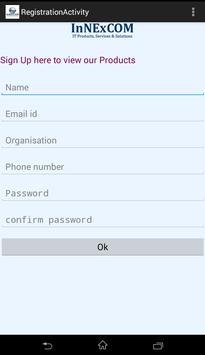 InNExCOM apk screenshot