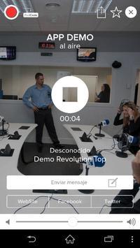 DEMO RADIO APP 3.0 INOVANEX apk screenshot