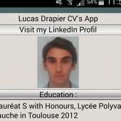 Lucas Drapier CV CODAPPS 1.0 icon