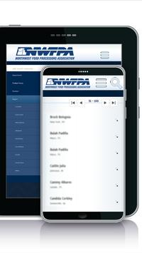 NWFPA Directory apk screenshot