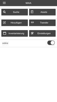Mobile Asset and Inventory apk screenshot