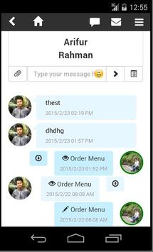 Chat+Forms=Chattodo apk screenshot