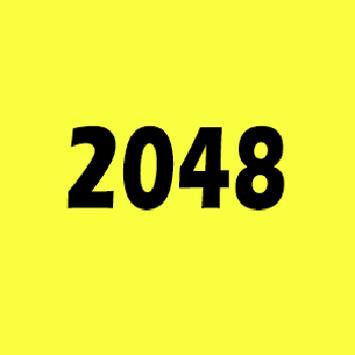 Game 2048v poster