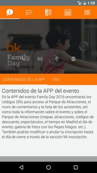 Family Day Bankinter apk screenshot