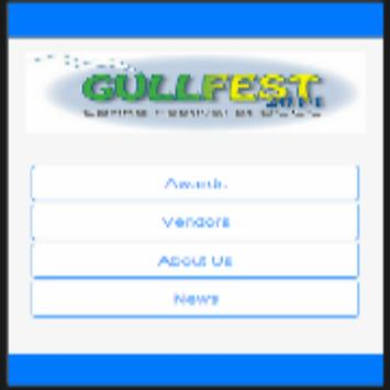 BCGullfest 2014 apk screenshot