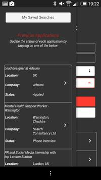 Netshock Jobs - UK Job Search apk screenshot