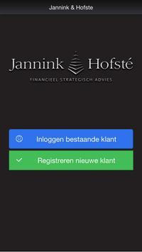 Jannink & Hofsté poster