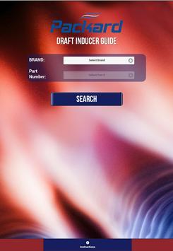 Packard Draft Inducer Guide apk screenshot