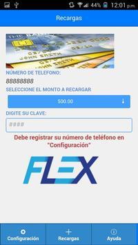 Ahora es Flex apk screenshot