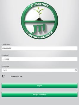 JTI Partner Malaysia apk screenshot