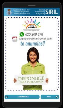 SIRIL Mancha Real poster