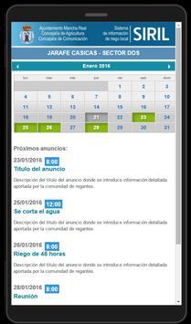 SIRIL Mancha Real apk screenshot