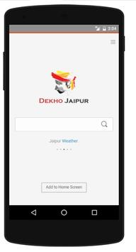 Dekho Jaipur apk screenshot