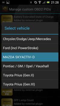 Torque PID for MAZDA SKYACTIVD apk screenshot
