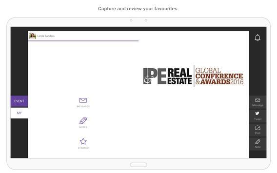 IPE Events apk screenshot
