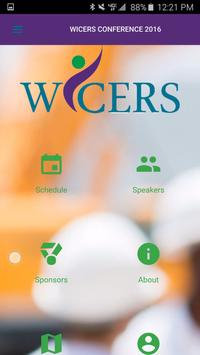 Wicers Conference 2016 apk screenshot