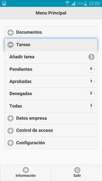 LaborApp apk screenshot