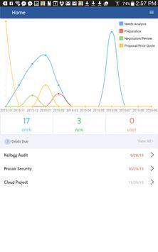 Snapi Sales System apk screenshot