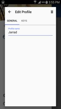Syng Ethereum Client (Unreleased) apk screenshot