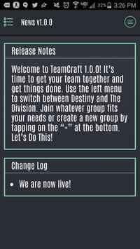 --TeamCraft (OLD)-- poster