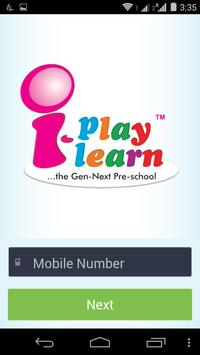 I Play I Learn poster