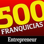500 Franquicias Entrepreneur icon