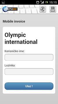 Croatiabiz Browser apk screenshot