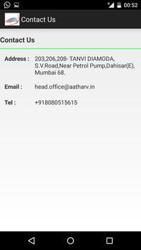 Aatharv4u apk screenshot