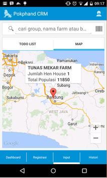 Charoen Pokphand Indonesia CRM apk screenshot