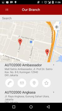 AUTO2000 apk screenshot