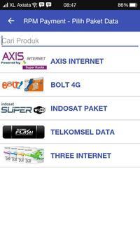 RPM Payment apk screenshot