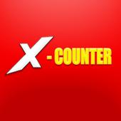 X-Counter icon