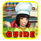 New Guide for cooking fever icon