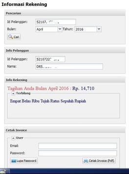 Cek Tagihan Listrik PLN apk screenshot
