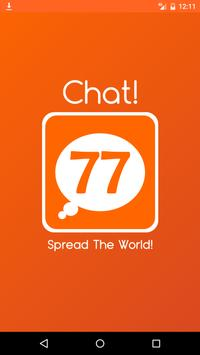 Chat 77 poster