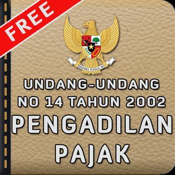 UU Pengadilan Pajak poster