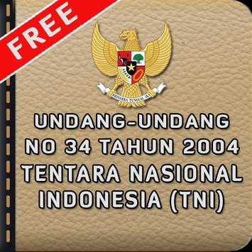 UU TNI poster