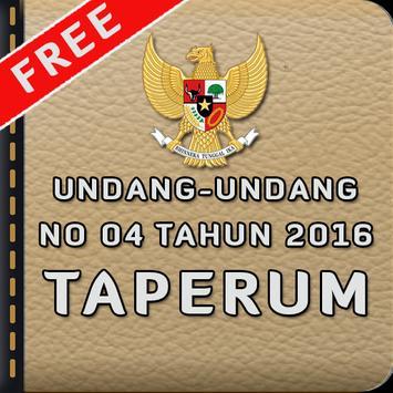 UU Taperum apk screenshot