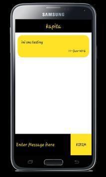 SMS Broadcaster apk screenshot