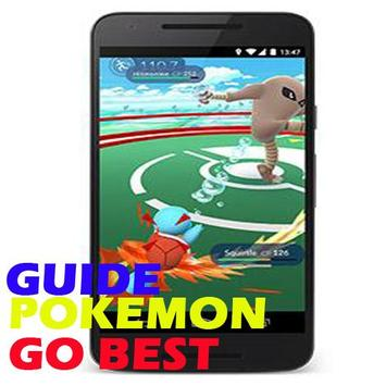 Gude-Pokemon GO+Best poster
