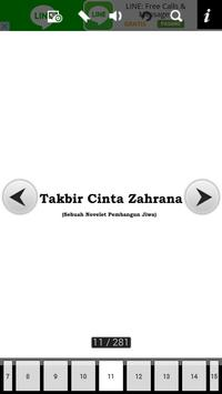 Novel Dalam Mihrab Cinta apk screenshot