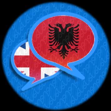 Translate English Albanian poster