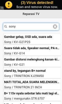 Reparasi TV apk screenshot