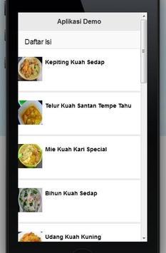 Resep Kuah apk screenshot